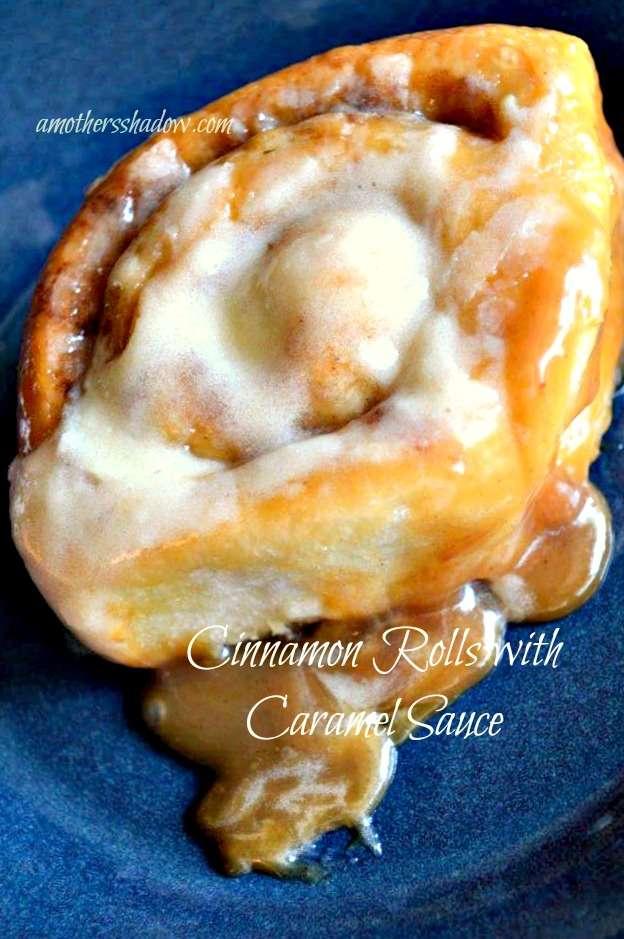 Sweet dellicious Cinnamon Rolls