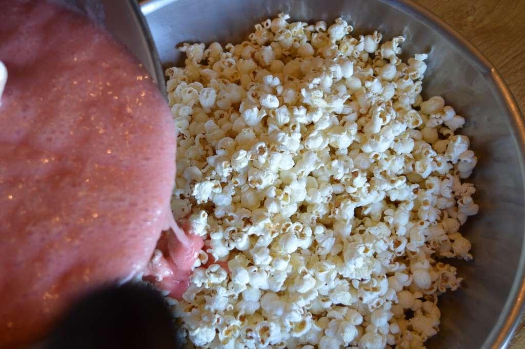 Granny's Sugar Popcorn